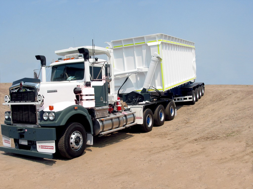 Lusty EMS Off-Road Side Tipper